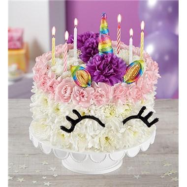 Awe Inspiring 1 800 Flowers Birthday Wishes Flower Cake Unicorn Savannah Ga Funny Birthday Cards Online Alyptdamsfinfo